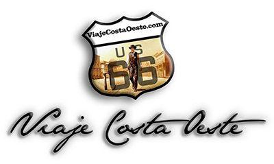logotipo viaje costa oeste eeuu