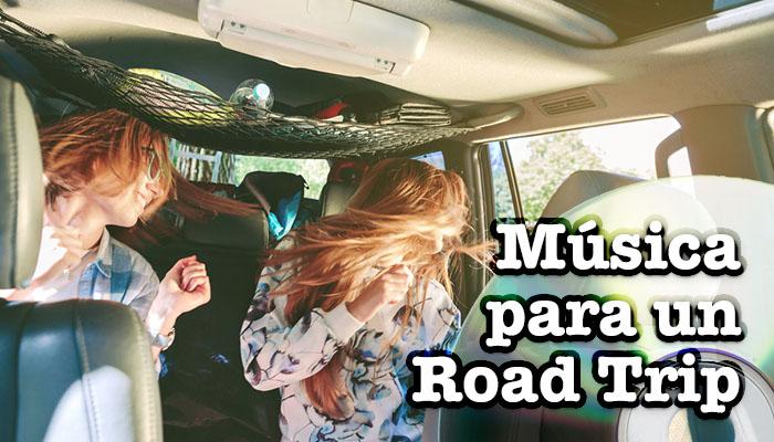 canciones para un road trip