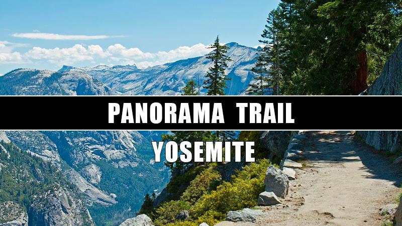 RECORRER PANORAMA TRAIL EN YOSEMITE