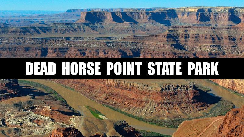 QUE VER EN DEAD HORSE POINT STATE PARK