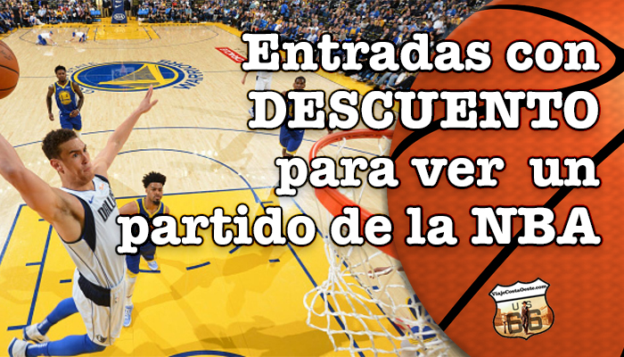 comprar entradas con descuento para ver un partido de baloncesto de la NBA en Los Angeles