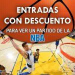ENTRADAS CON DESCUENTO PARA VER UN PARTIDO DE LA NBA EN LOS ANGELES