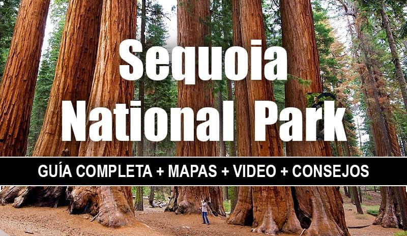 SEQUOIA NATIONAL PARK CONSEJOS PARA VISITAR