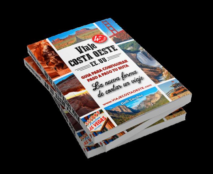 Libro Viaje Costa Oeste EEUU