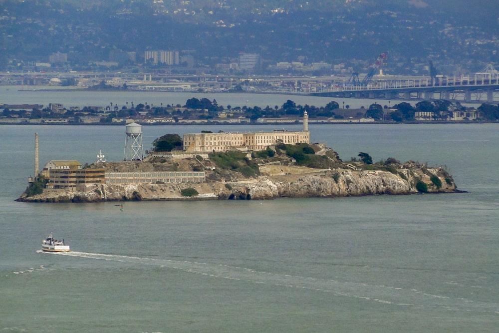 SAN FRANCISCO CARCEL ALCATRAZ