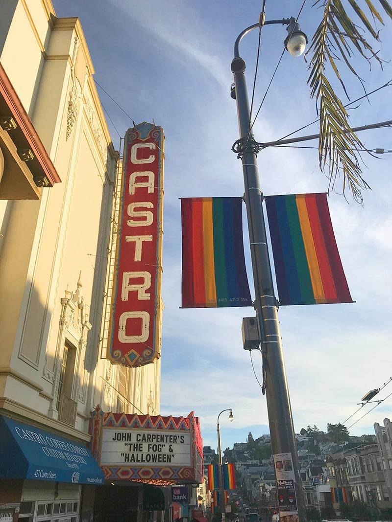 SAN FRANCISCO CASTRO GAY