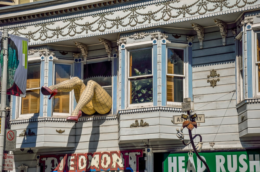 SAN FRANCISCO HAIGHT ASHBURY