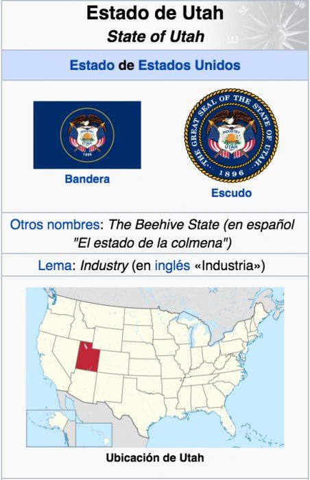 utah wikipedia