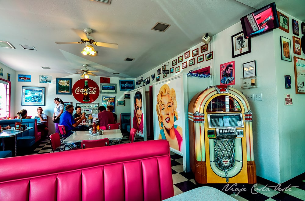Kingman Mr Dz diner Route 66