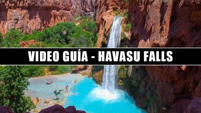 VIDEO GUIA PARA VISITAR HAVASU FALLS